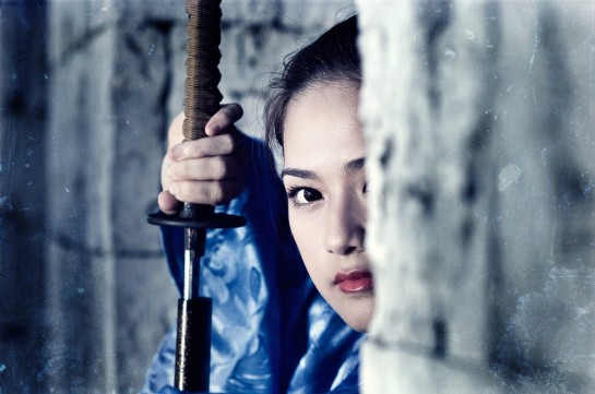Samurai, by Johan Sinso