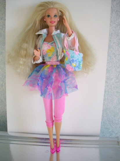 Teen Talk Barbie 1991, Attributed to Freddycat1