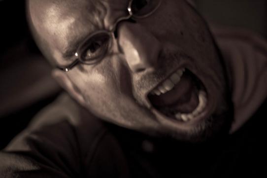 Scream. Courtesy of Crosa.