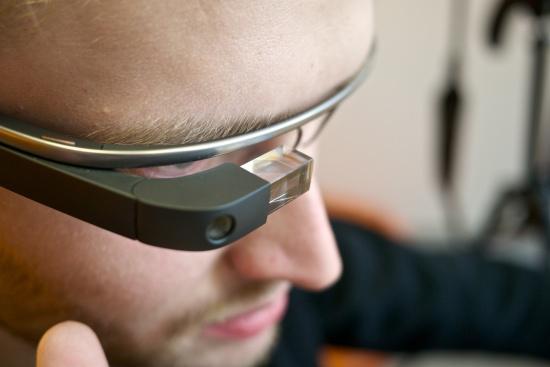 Google Glass. Byi Karlis Dambrans.