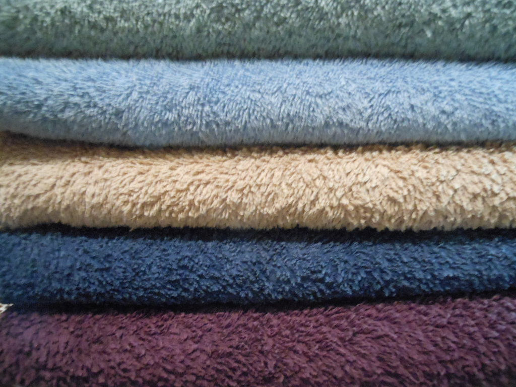 Towels, by Michael Coghlan