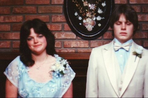 Prom 1983. By Andrew Kitzmiller