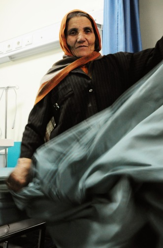 Women honoured at Herat hospital