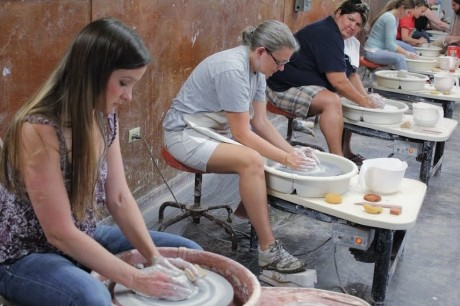Photos from Rachel- Potter Class at Earthborn 2012. By Unskinny Boppy (2)