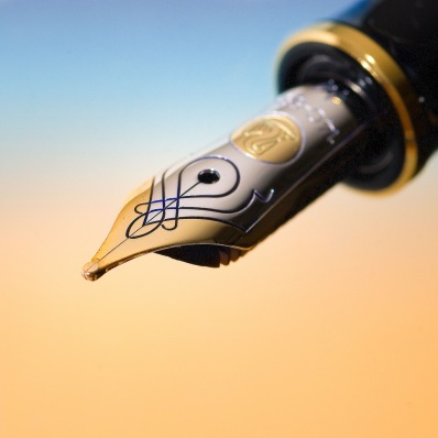Pelikan Fountain Pen, by David Blackwell (=)