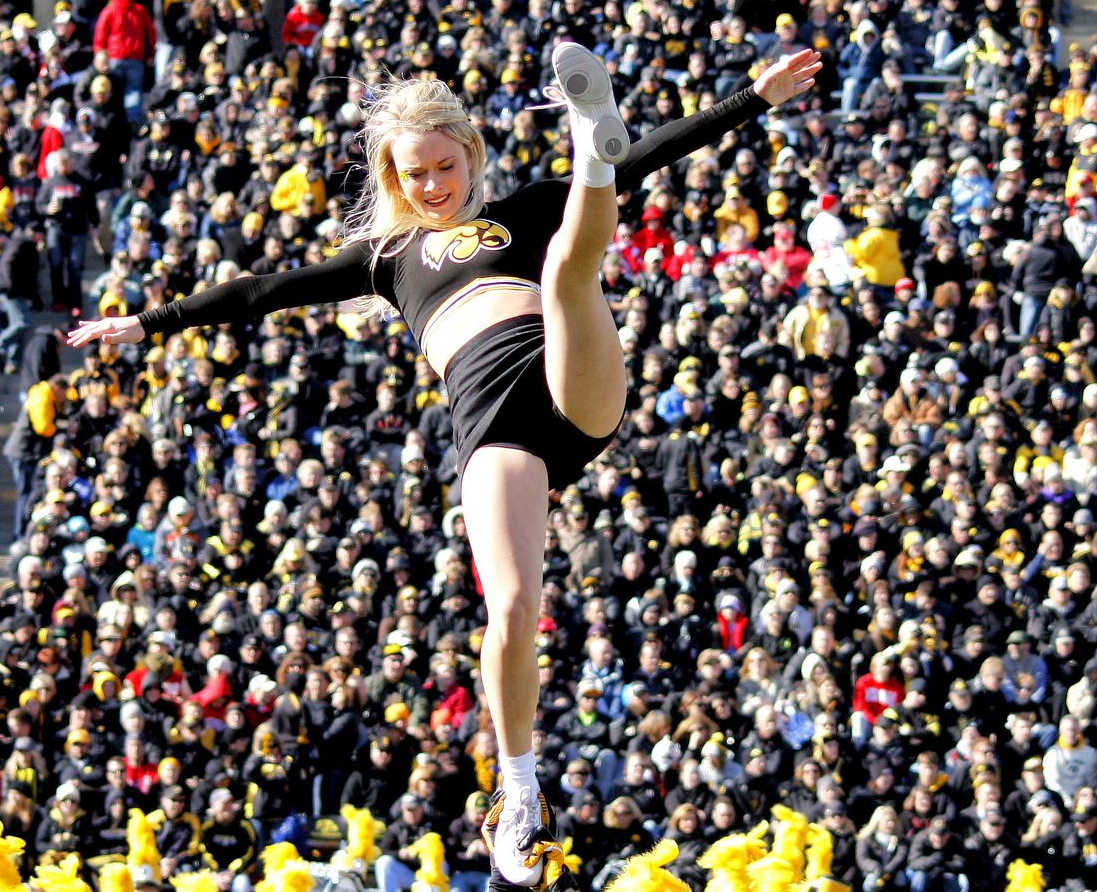 Iowa Loses to Wisconsin. By Phil Roeder